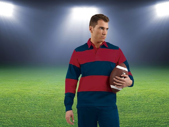 Polo Valento Rugby Ruck