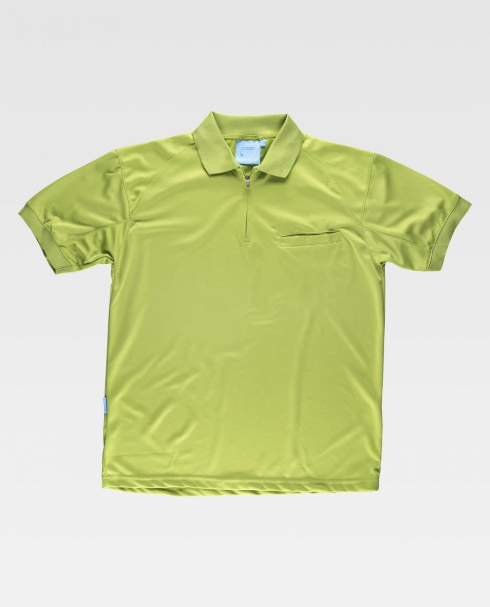 POLO WORKDRY M/C MICRO PIQUE